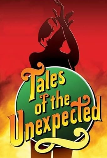 Poster of Tales of the Unexpected