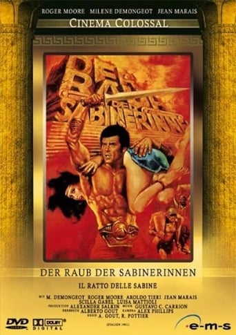 Poster of Raub der Sabinerinnen