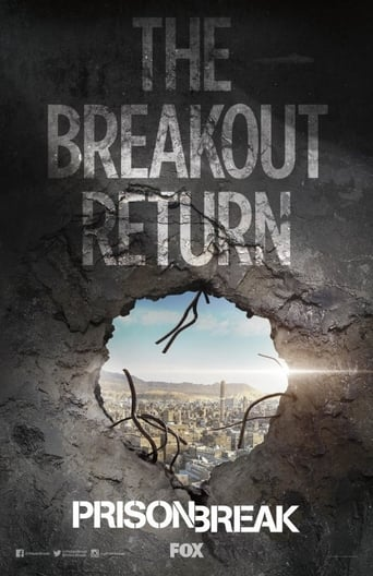 Poster of Prison Break: Sequel fragman
