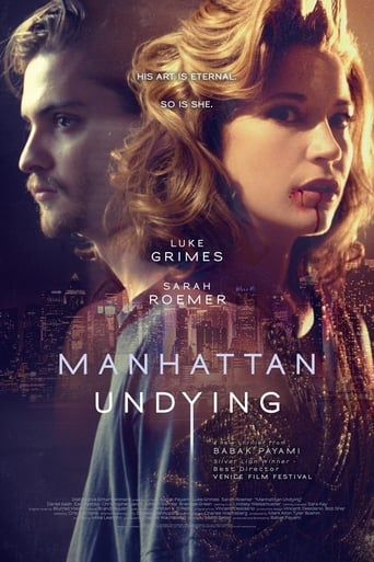 Poster of Manhattan Undying