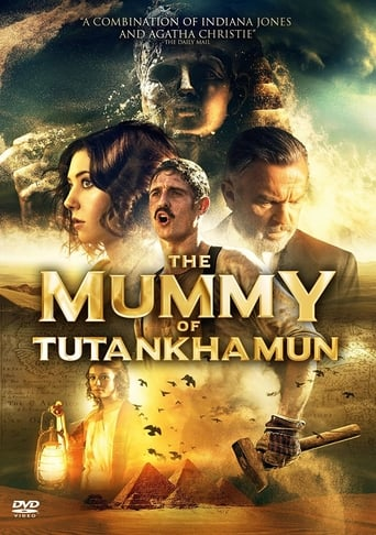 Poster of The Mummy of Tutankhamun