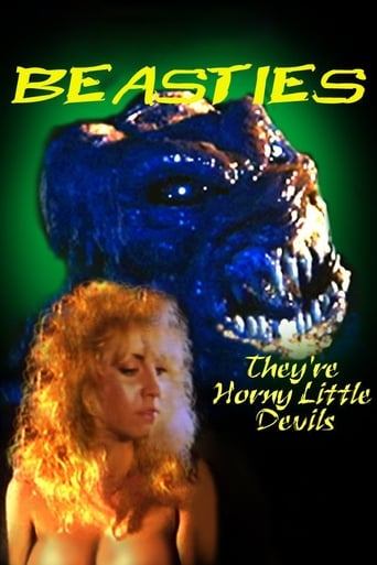 Poster of Beasties fragman