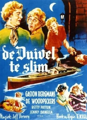 Poster of De Duivel Te Slim