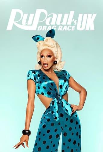 Poster RuPaul's Drag Race UK
