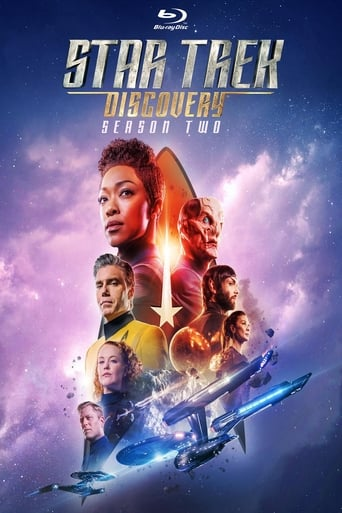 Star Trek: Discovery: The Voyage of Season 2