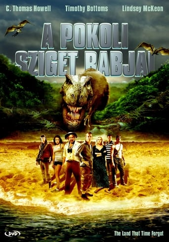 Poster of A pokoli sziget rabjai