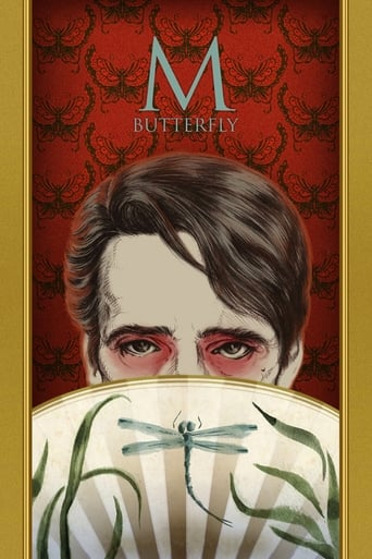 Poster of M. Butterfly