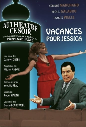 Poster of Vacances pour Jessica