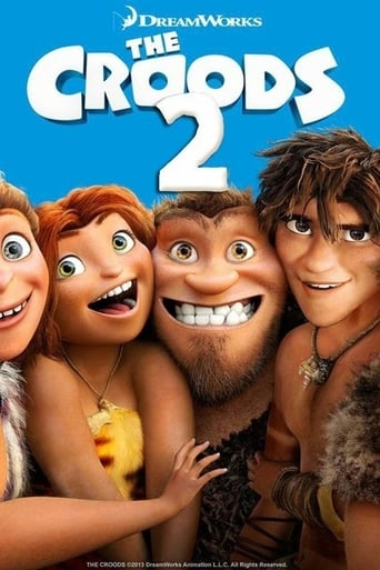 The The Croods 2 (2018) movie poster image
