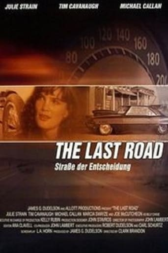 Poster of The Last Road