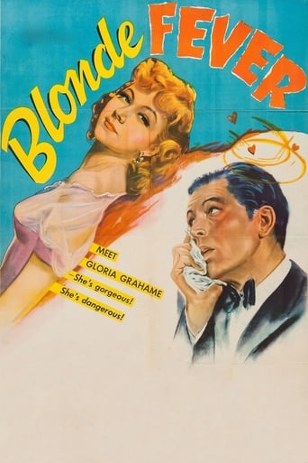Poster of Blonde Fever