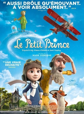 Poster of The Little Prince fragman