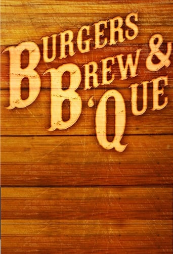 Poster of Burgers, Brew & 'Que