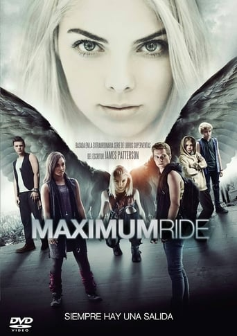 Poster of El viaje de Max (Maximum Ride)