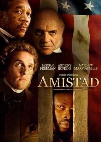 Amistad (1997) - poster