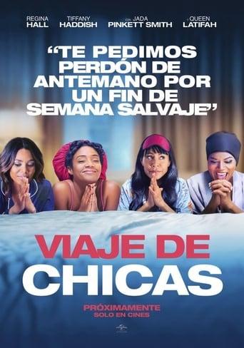 Poster of Viaje De Chicas
