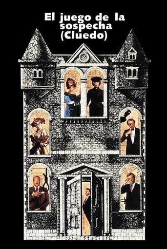Poster of El juego de la sospecha (Cluedo)