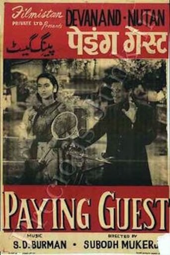 Poster of Paying Guest