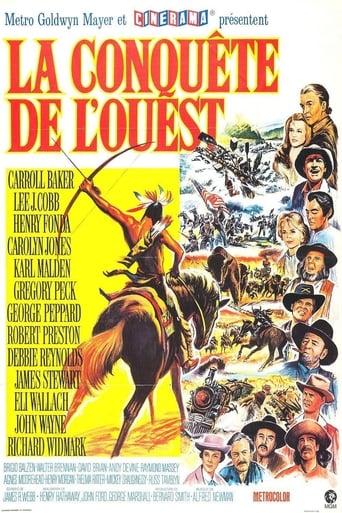 Poster of La conquête de l'Ouest