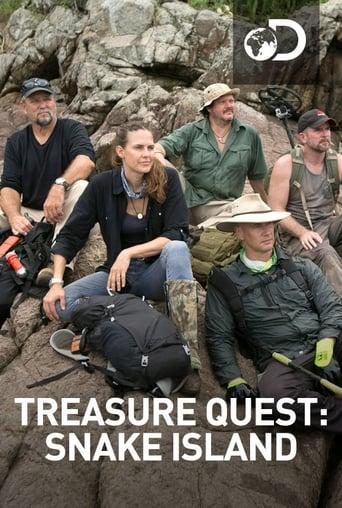 Die Schatzsucher von Snake Island
