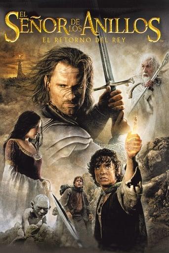 Poster of El señor de los anillos: El retorno del Rey