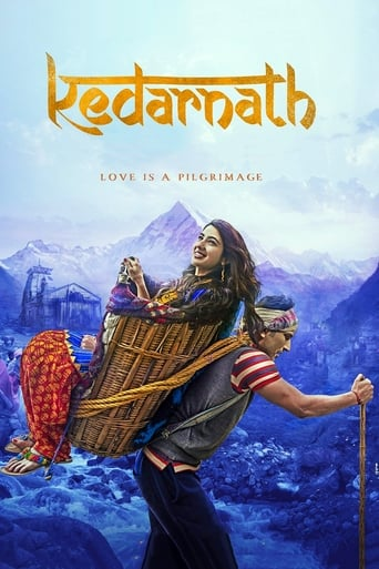 Poster of Kedarnath
