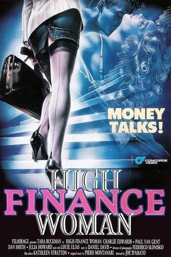 Poster of High Finance Woman