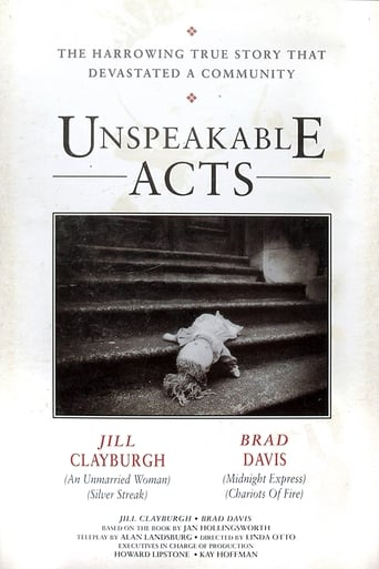 Poster of Unspeakable Acts