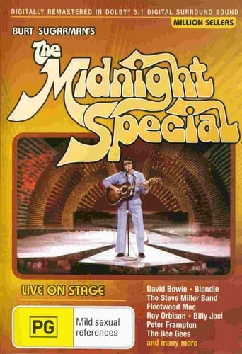 Poster of The Midnight Special Legendary Performances: Million Sellers