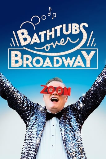 Poster of Bathtubs Over Broadway
