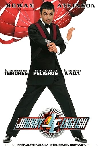 Poster of Johnny English