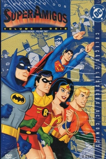 Poster Challenge of the Super Friends