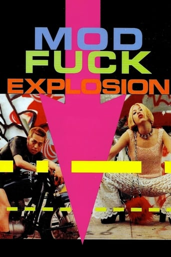 Poster of Mod Fuck Explosion