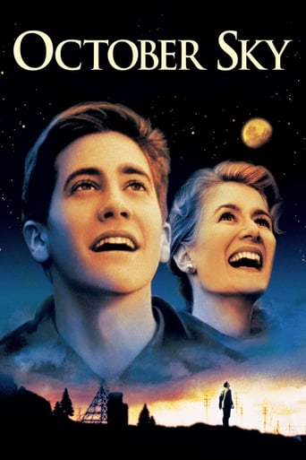 Poster of October Sky
