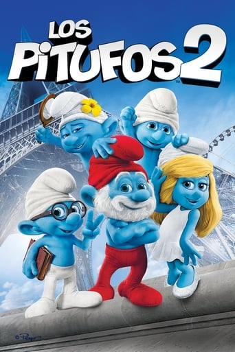 Poster of Los pitufos 2