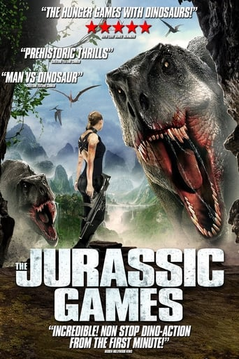 Poster of The Jurassic Games