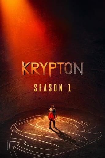 Krypton 1ª Temporada (2018) WEBRip | 720p | 1080p Dublado e Legendado – Baixar Torrent Download