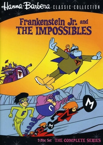 Capitulos de: Frankenstein, Jr. and The Impossibles