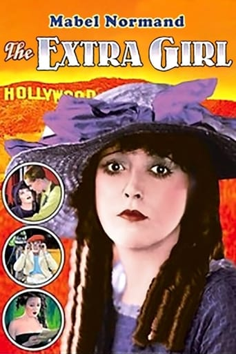Poster of The Extra Girl