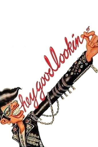 Poster of Hey Good Lookin'