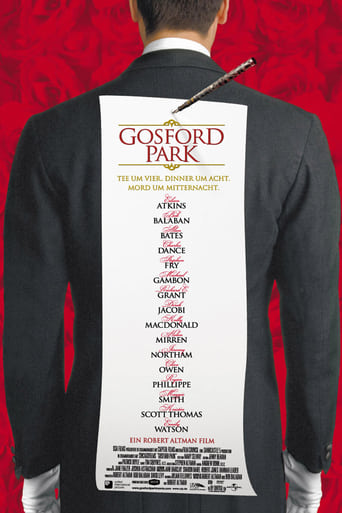 Gosford Park - Drama / 2002 / ab 12 Jahre