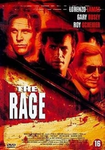 Poster of The Rage