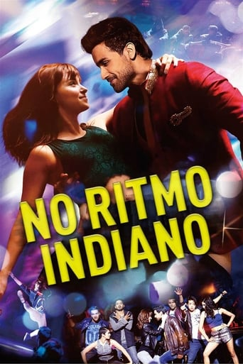 No Ritmo Indiano - Poster