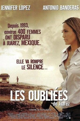 Poster of Les oubliées de Juárez