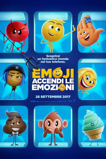 Cartoni animati Emoji - Accendi le emozioni - The Emoji Movie