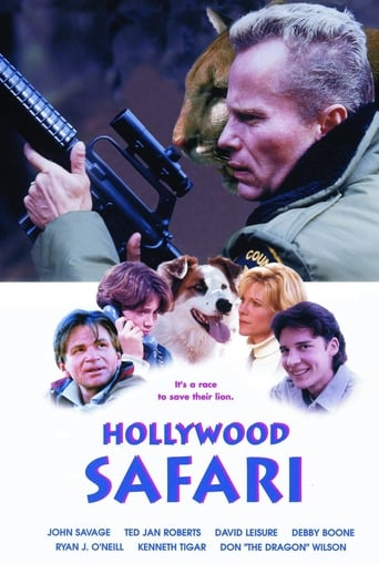 Poster of Hollywood Safari