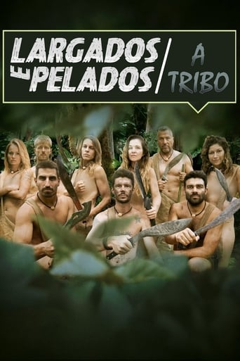 Naked and Afraid XL 4ª Temporada - Poster
