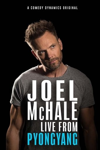 Poster of Joel Mchale: Live from Pyongyang