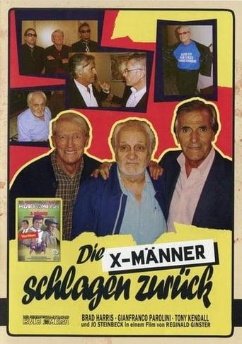 Poster of Die X-Männer schlagen zurück