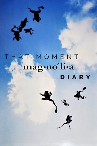Poster of That Moment: Magnolia Diary